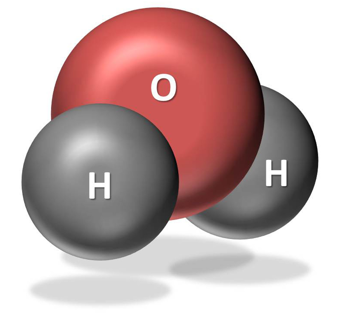 Climate Science Investigations South Florida - Energy: The ... H2o Water Molecule
