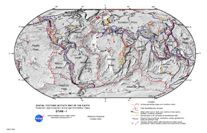 Digital Earth Crust