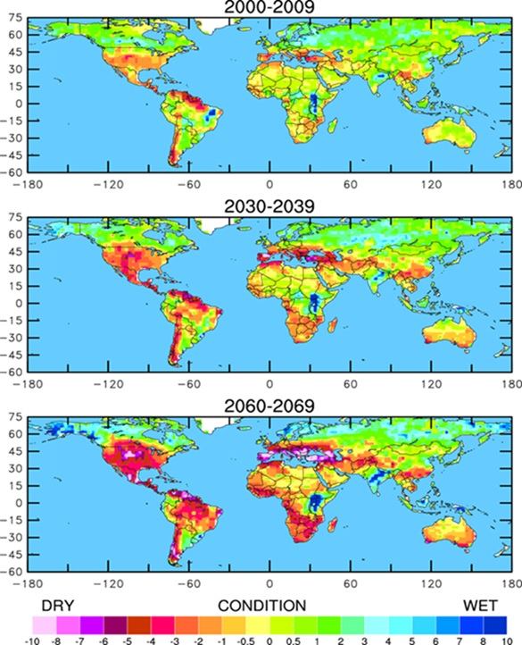 Drought Projection