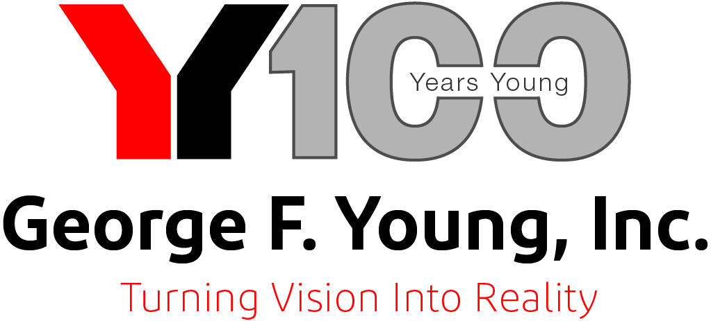 George F. Young inc. logo